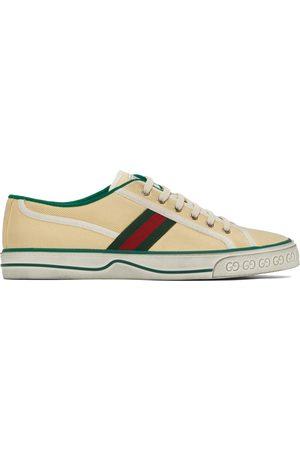 Gucci Beige ' Tennis 1977' Sneakers