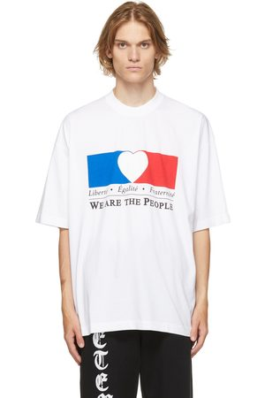 VETEMENTS We Are The People' T-Shirt