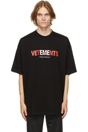 VETEMENTS Jersey Canada Logo T-Shirt