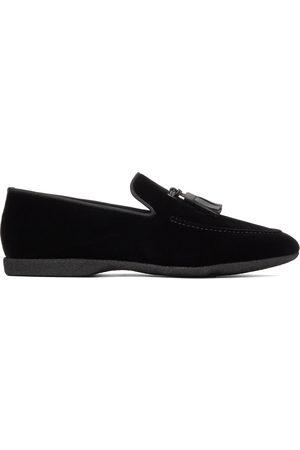 Paul Stuart Velvet Hope Slip-On Loafers