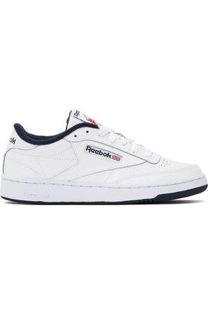 Reebok Classics Men Sneakers - White & Navy Club C 85 Sneakers