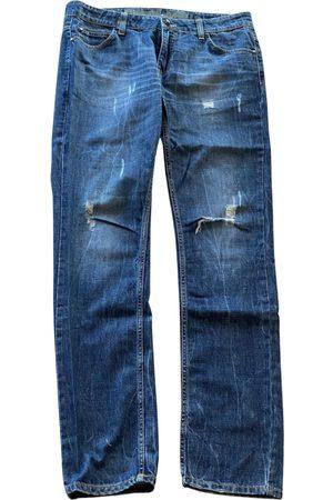 FRANKIE MORELLO Cotton Jeans
