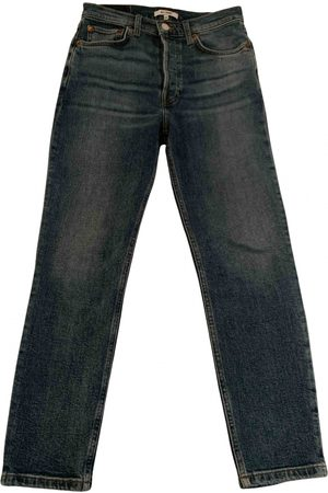 RE/DONE Cotton Jeans