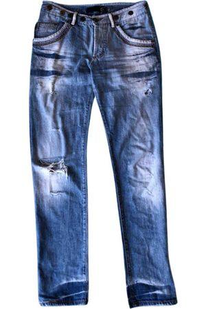 Roberto Cavalli Cotton Jeans