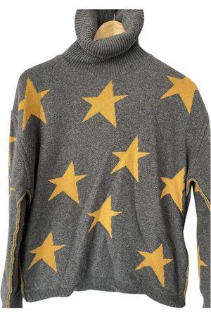 GOOSECRAFT Grey Wool Knitwear