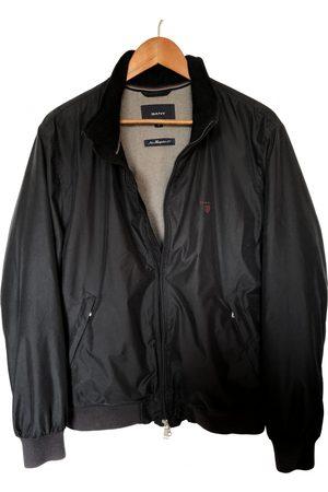 GANT Navy Polyester Jackets