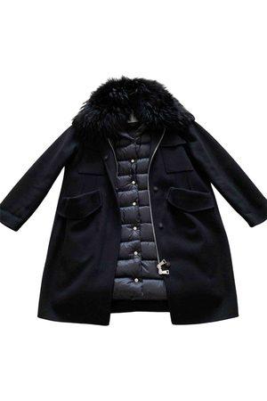 Moncler Wool Coats