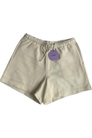 The Pangaia Cotton Shorts