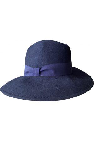 IRIS & INK Navy Wool Hats