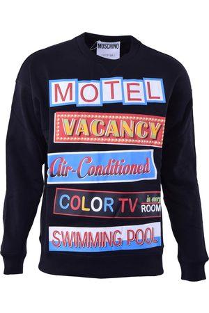 Moschino Cotton Knitwear & Sweatshirts