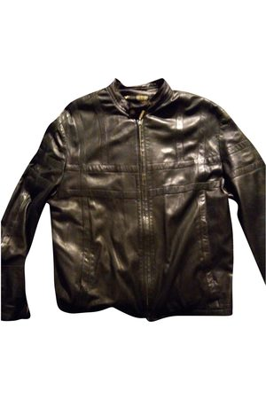 BRIONI Leather Jackets