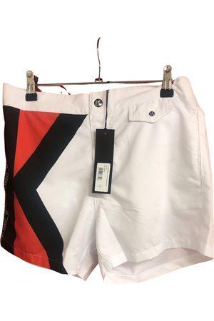 Karl Lagerfeld Polyester Shorts