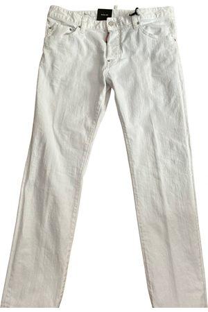 Dsquared2 Cotton Jeans