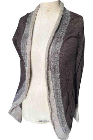 Gotha Grey Wool Knitwear