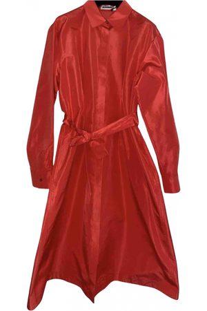 Jil Sander Silk Trench Coats