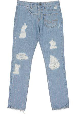 Filles à Papa Cotton Jeans