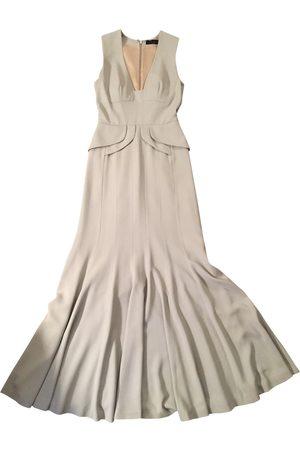 Elie saab Women Dresses - Grey Wool Dresses