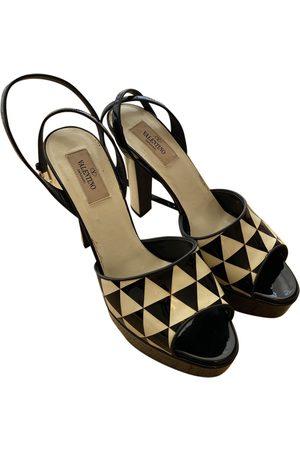 VALENTINO GARAVANI Multicolour Patent leather Sandals