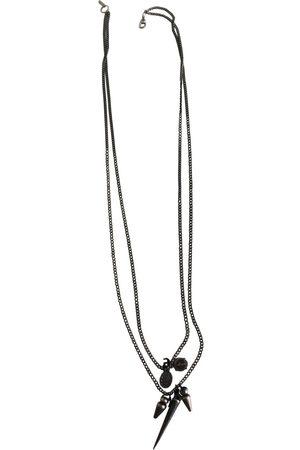 Pascale Monvoisin Metallic Steel Necklaces