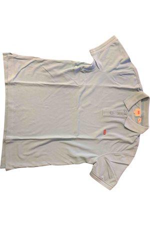 Levi's Turquoise Cotton Polo Shirts