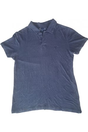 Vilebrequin Anthracite Cotton Polo Shirts