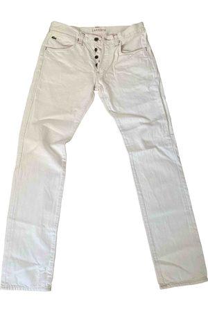 Lacoste Cotton Jeans