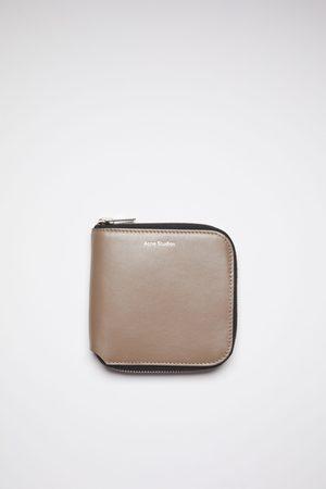 Acne Studios Wallets - FN-UX-SLGS000162 Zippered wallet