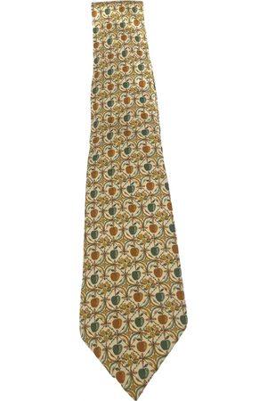 Hermès Multicolour Silk Ties