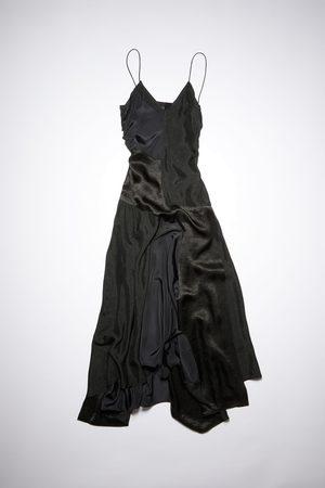 Acne Studios FN-WN-DRES000615 Hammered satin dress