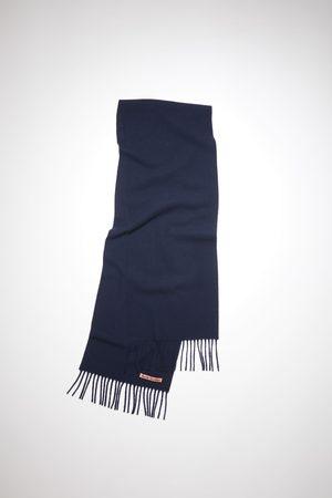 Acne Studios Scarves - FN-UX-SCAR000151 Skinny wool scarf
