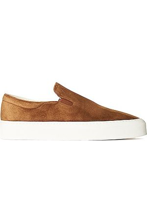 The Row Marie H Slip On Sneakers in