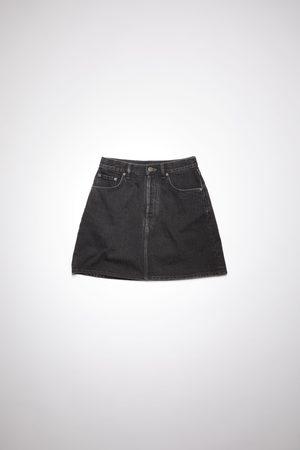 Acne Studios Women Mini Skirts - FN-WN-SKIR000317 Cotton mini skirt