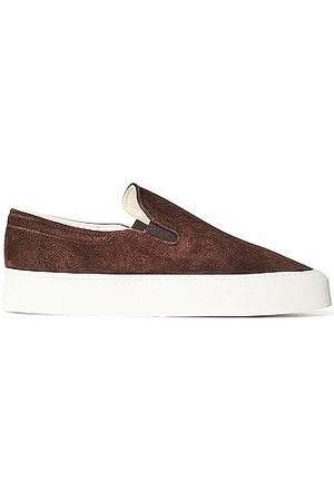The Row Women Flat Shoes - Marie H Slip On Sneakers in