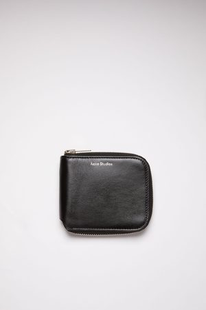 Acne Studios FN-UX-SLGS000114 Compact zip wallet
