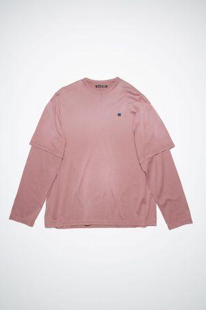 Acne Studios FA-UX-TSHI000091 Layered look t-shirt