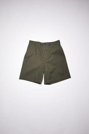 Acne Studios FN-MN-SHOR000091 Cotton blend shorts