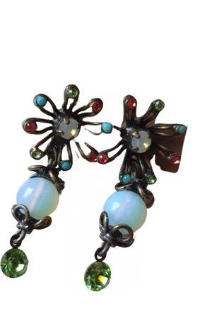 Konplott Women Earrings - Multicolour Metal Earrings