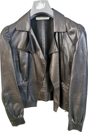 Miu Miu Leather Jackets