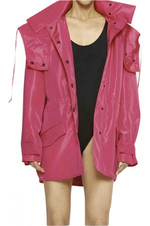 Carmen March Synthetic Leather Jackets