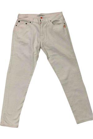 JC DE CASTELBAJAC Cotton Jeans