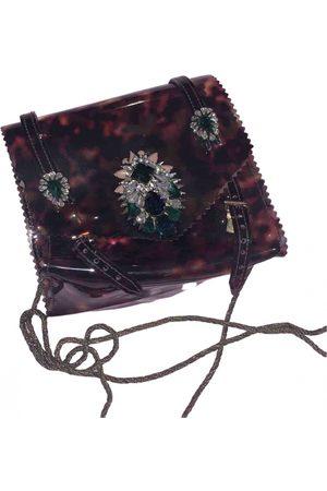 SHOUROUK Multicolour Plastic Clutch Bags