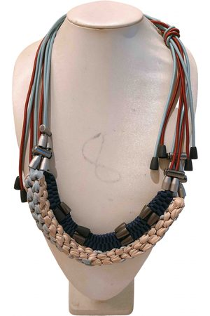 Marni Multicolour Metal Necklaces