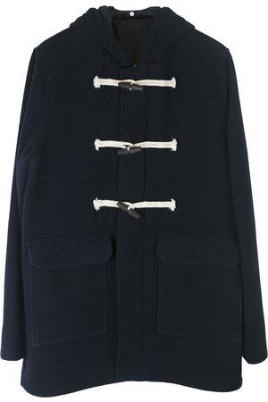 Samsøe Samsøe Navy Wool Coats