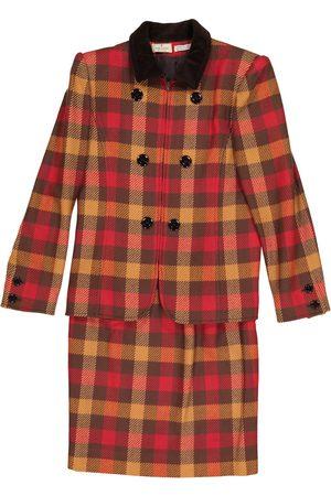 VALENTINO GARAVANI Multicolour Wool Jumpsuits