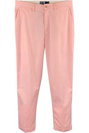 Ralph Lauren Cotton Trousers