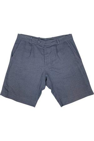La Perla Navy Cotton Shorts