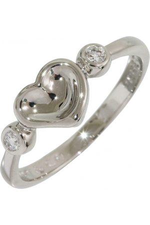 Tiffany & Co. Platinum ring