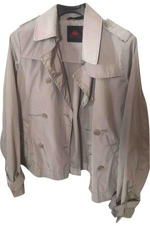 Kappa Polyester Trench Coats