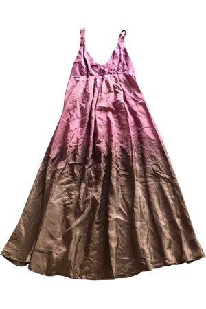 CHAN LUU Women Midi Dresses - Silk mid-length dress