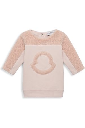 Moncler Baby's & Little Girl's Textured Sweater Dress - - Size 2